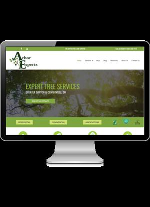 Arbor Experts website